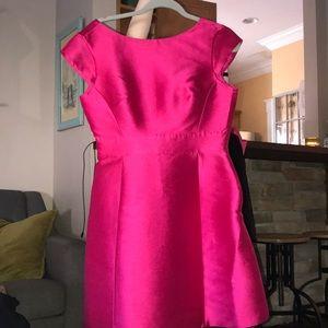 Kate spade pink dress!